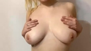 Sexy MILF with big tits and big ass